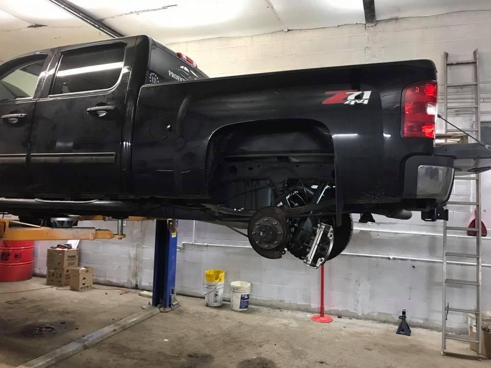 Brake and suspension repair in Binghamton, NY