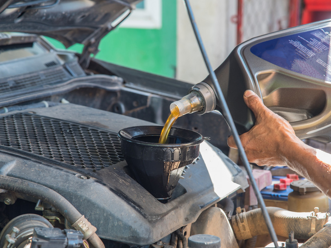 Schedule an oil change in Binghamton, NY