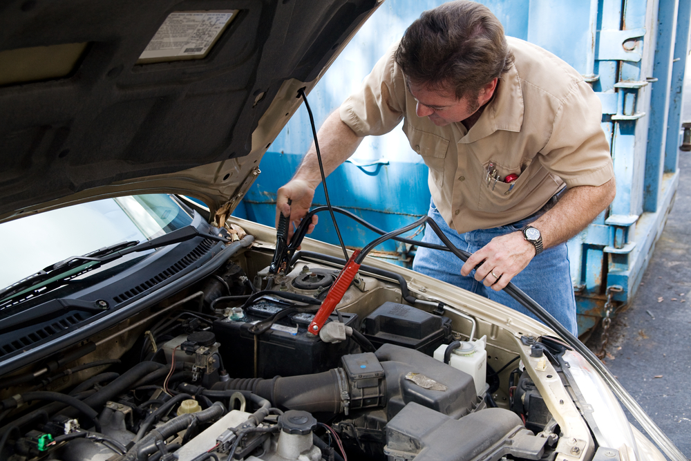Does Your Car Need a Tuneup?